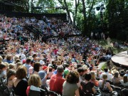 Regent's Park Open Air Theatre young people's production of A Midsummer Night's Dream in 2008 (Credit: Alastair Muir)