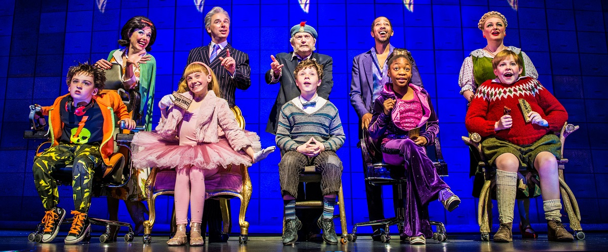 The Cast of Charlie and the Chocolate Factory. Photography by Matt ...