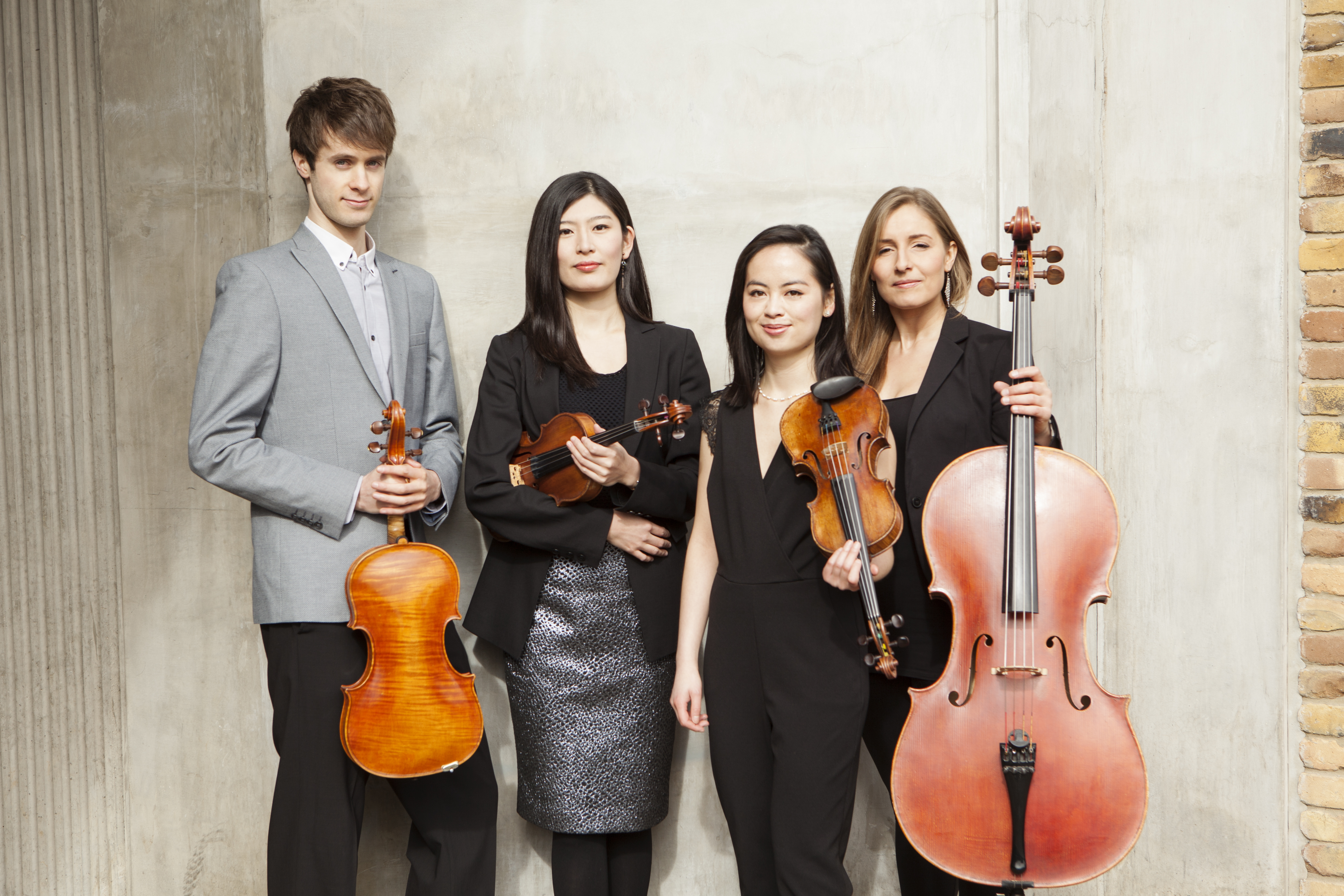 The Dulcinea Quartet Photo: Aiga Photography