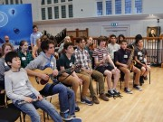 Proms Extra Inspire Session 21/08/15 at the Royal College of Mus