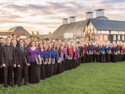 National Youth Choir @ Snape Maltings 28.8.15 Credit Ben Tomlin