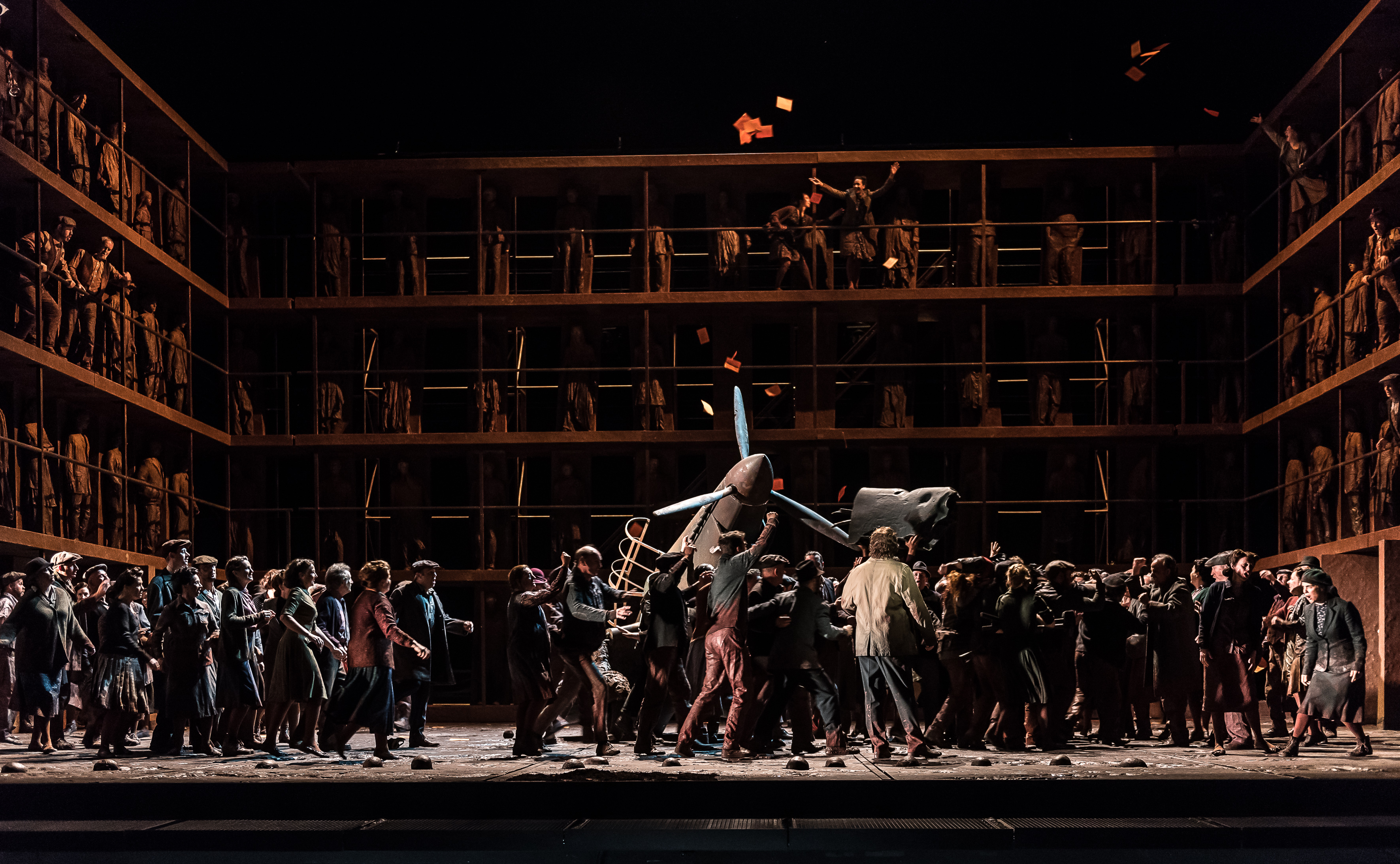 One of Barda's photos from the Royal Opera House's recent production of Enescu's Oedipe