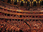 A packed Royal Albert Hall at a BBC Proms concert Chris Christodoulou
