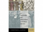 A HISTORY OF WESTERN CHORAL MUSIC new