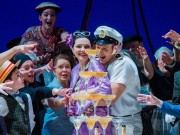 L'elisir d'amore - Gaetano Donizette - Opera North - Wednesday 17th February 2016Conductor - Tobias RingborgDirector - Daniel SlaterSet & Costume Designer - Robert Innes HopkinsLighting Designer - Simon MillsChoreographer & Associate Director - Opera North