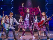 A scene from School Of Rock @ New London Theatre. Music by Andrew Lloyd Webber. Book by Julian Fellowes. Lyric by Glen Slater. Directed by Laurence Connor. (Opening 14-11-16) ©Tristram Kenton 11/16 (3 Raveley Street, LONDON NW5 2HX TEL 0207 267 5550  Mob 07973 617 355)email: tristram@tristramkenton.com