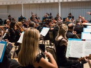 BBC SSO in rehearsal with Thomas Dausgaard