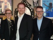 Max Richter signs to Decca Publishing - credit Dominic Nicholls