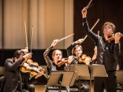 Joshua Bell and the Academy of St Martin in the Fields 2 © Alan Kerr