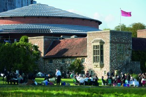 Glyndebourne is among the companies struggling to maintain footfall © Leigh Simpson