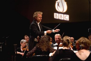 BBC NOW: The home orchestras and choirs record many hours of music specially for the network © BBC