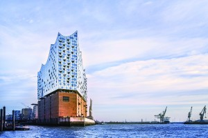A triumph for Hamburg: The Elbphilharmonie © Thies Raetzke