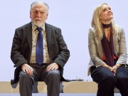 Heisenberg The Uncertainty Principle Wyndhams Theatre London  Dannie-Marie Duff - Georgie Burns Kenneth Cranham - Alex Priest