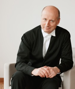 Looking to the future: Paavo Järvi © Julia Bayer