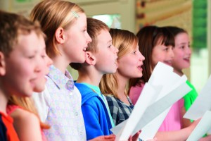 A new world of music: youth choirs © Speedkingz/Shutterstock.com