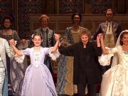 Cinderella Curtain call