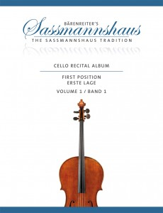 Cello recitals 1