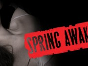 RCS's 2018 Musical Theatre production of Spring Awakening in collaboration with Dundee Rep. Pic credit must be used RCS Julie Howden. (1)