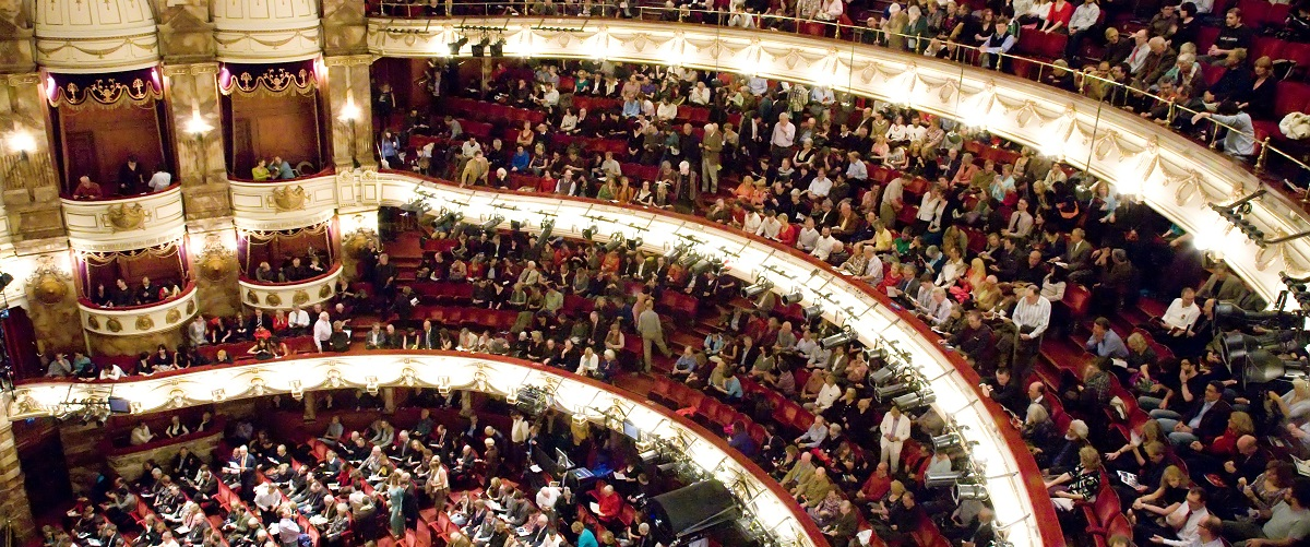 English National Opera Reports 75 Capacity For 2015 16