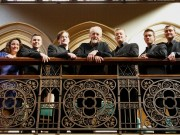 Ex Cathedra Consort with window credit Paul Arthur