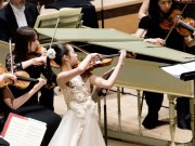 Yesong Sophie Lee & Philharmonia - ©Camilla Greenwell