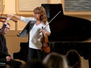 Sophie Williams with Nicola Benedetti crop