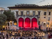 Final Night, Don Giovanni, by W. A. Mozart - The New Generation Festival 2018 is inspired by the first ever Corsini festival of 1680.The festival, held in the Corisini Palace Gardens in Florence, is organised by British impressarios Roger Granville, Maximillian Fane and Frankie Parham.
