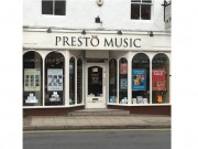Presto Music, Leamington Spa