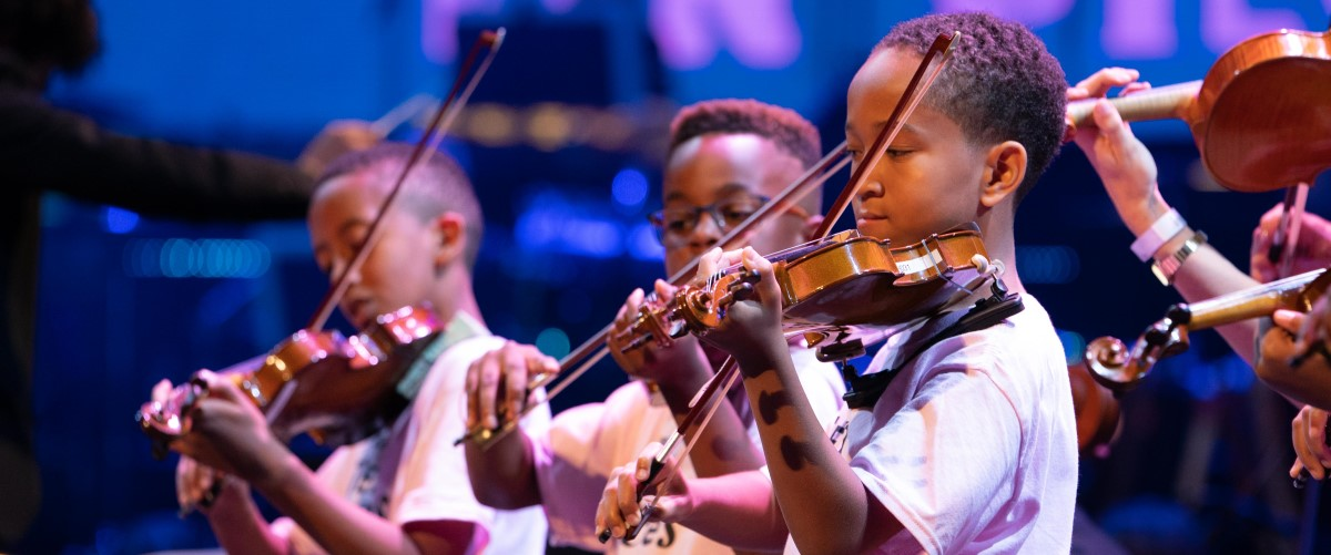 London Music Masters responds to model music curriculum