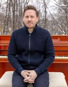 Stephen Wallack: 'Music provides a form of therapy for me'
