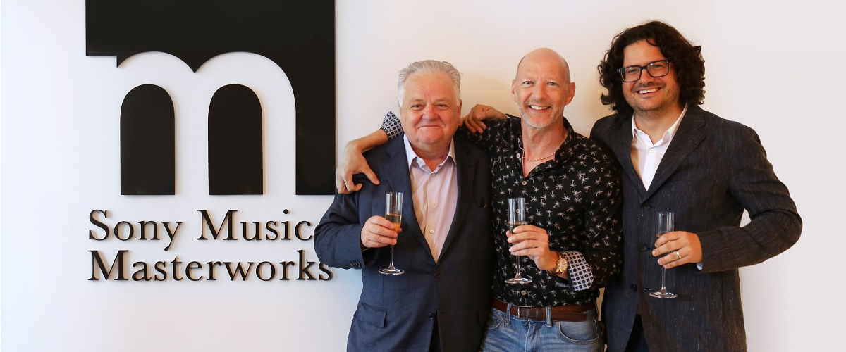 Sony Music Masterworks acquires Milan Records