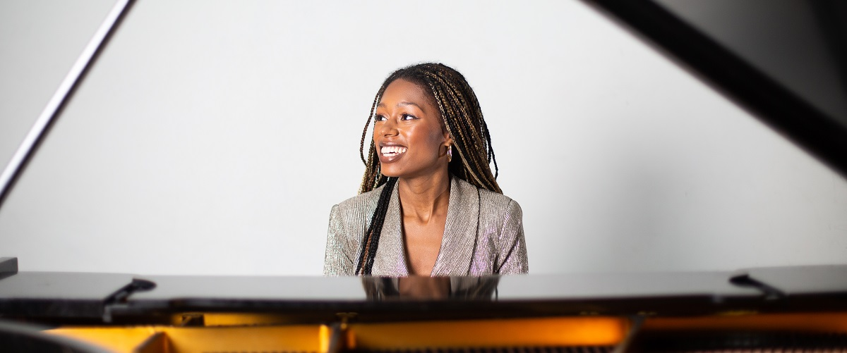 Artist of the month: Isata Kanneh-Mason - Rhinegold