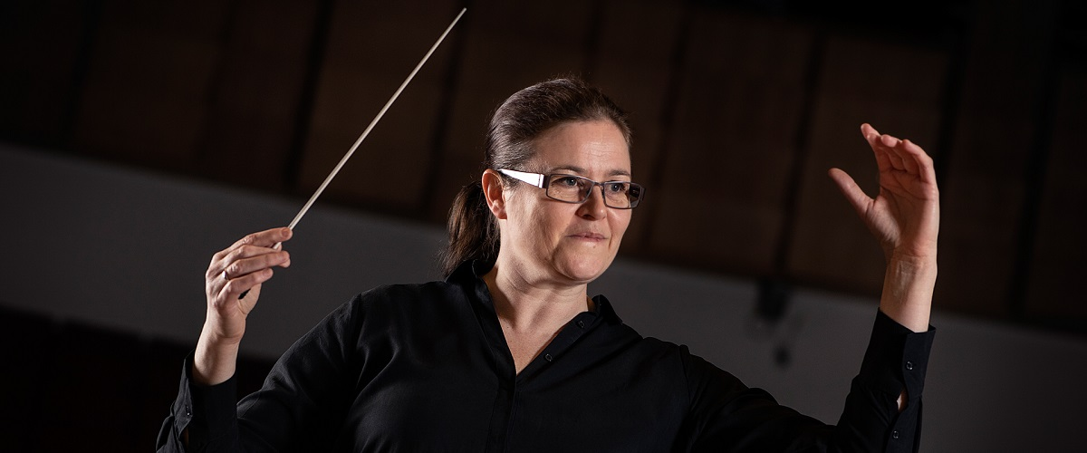 Anna-Maria Helsing appointed principal guest conductor of the BBC Concert Orchestra