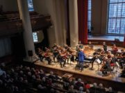 Shelley conducts the London Mozart Players at St John's Smith Square
